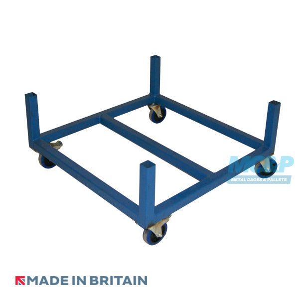 Metal/Steel Stillage Trolley/Trikke on Castors product image 1