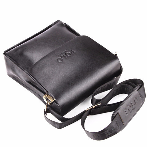 Stylish Trendy Leather Crossbody Bag - The Trendy Twist