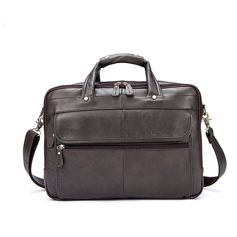 Stylish Laptop Leather Casual Men Bags - The Trendy Twist