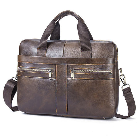 Stylish Leather Men Business Bags - The Trendy Twist