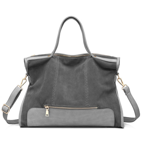 Stylish high quality large shoulder bag - The Trendy Twist