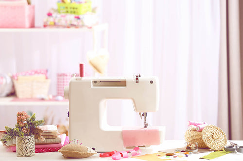 Online Fabric Store - Sewing Machine