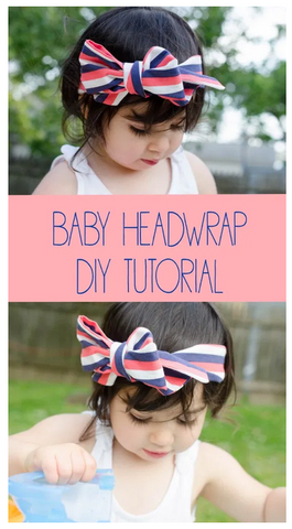 Babya Headwrap Sewing Pattern