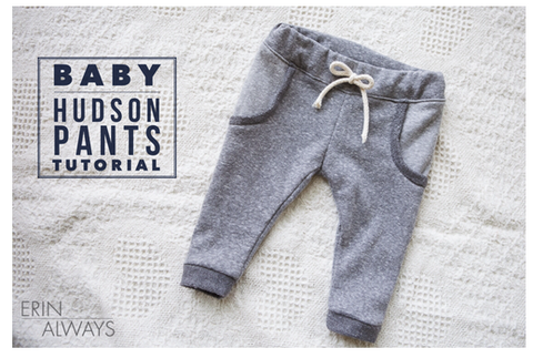 Baby Hudson Sewing Pattern