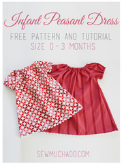 Sew Much Ado Sewing Pattern