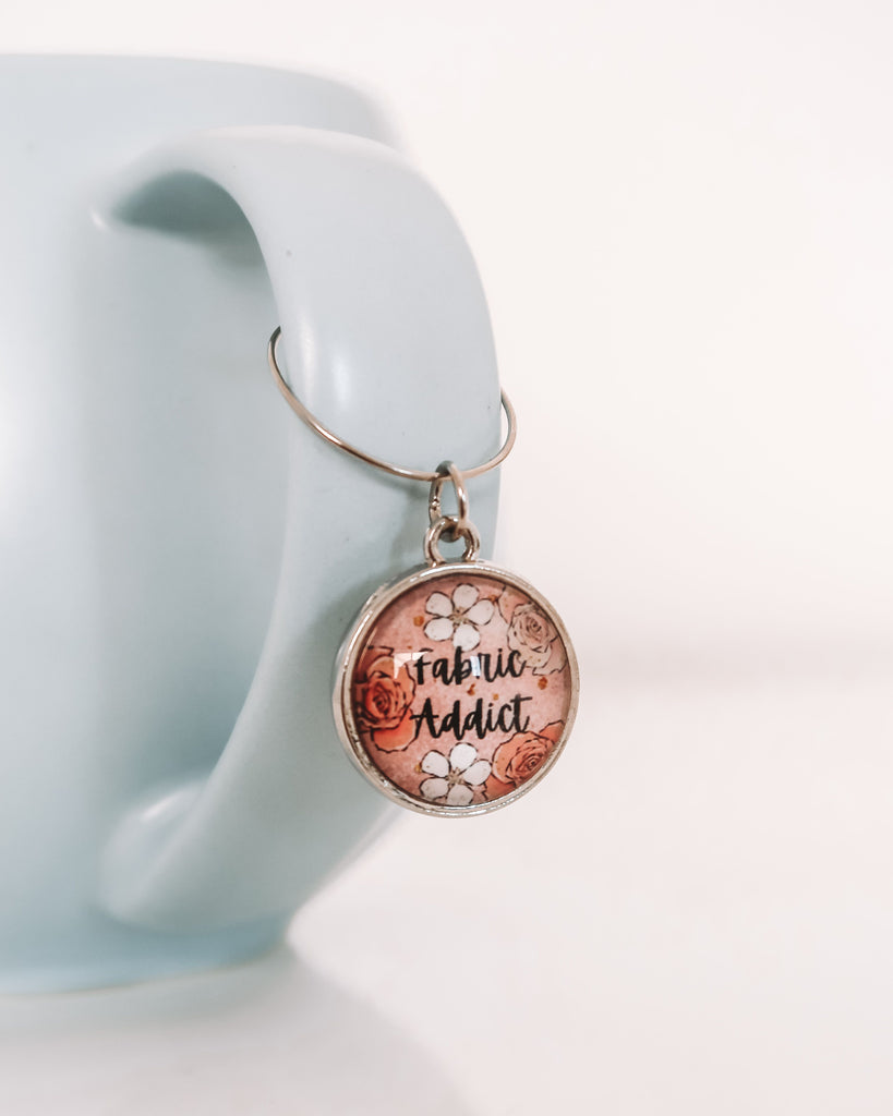 Wine or Coffee Charms - Quotes