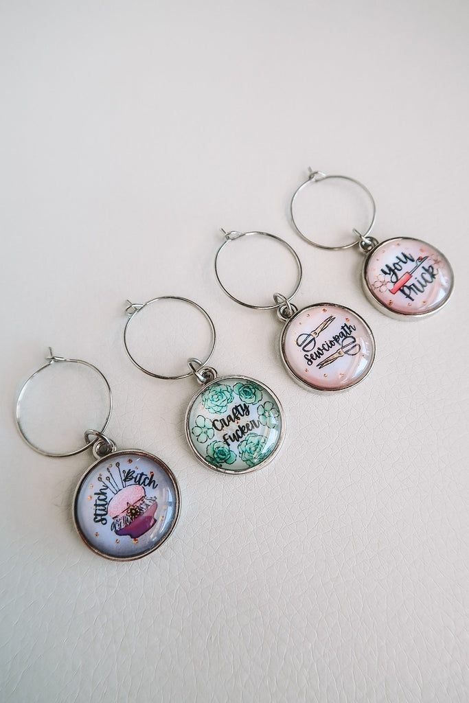 Wine or Coffee Charms - Swears