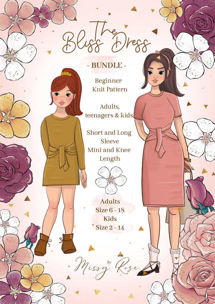 Missy Rose Bliss Dress - Bundle