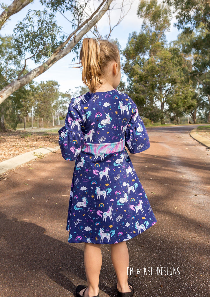 Missy Rose Daydream Dress - Children's and Teens