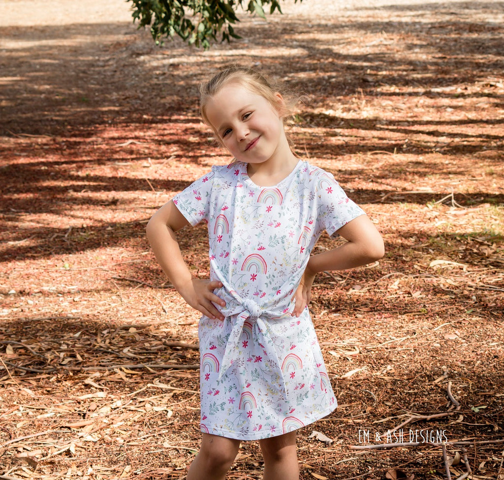 Missy Rose Bliss Dress - Children's and Teens