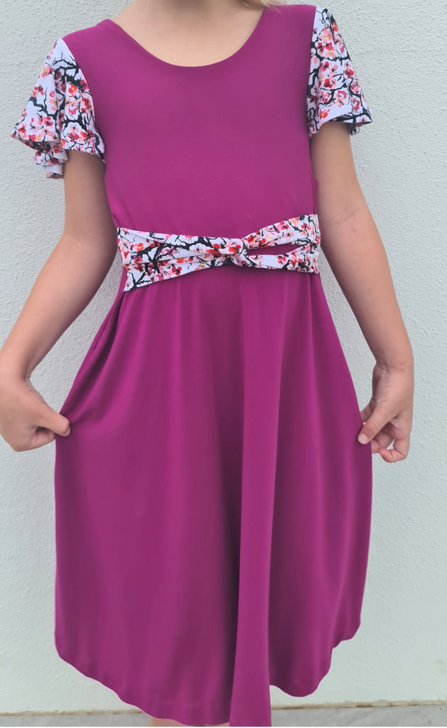 Missy Rose Venice Dress - Children's and Teens