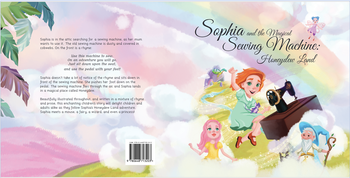 Sophia and the Magical Sewing Machine - Honeydew Land