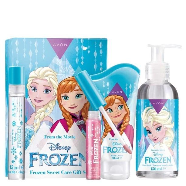 Conjunto Frozen Sweet Care