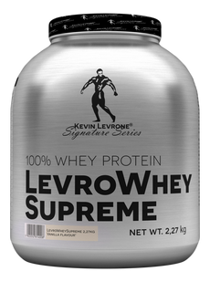 LevroWheySupreme, Chocolate branco - Cranberry