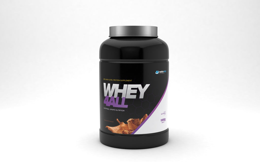 Whey 4ALL 80%, Baunilha