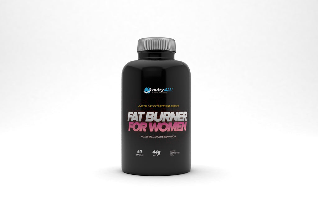 Fat Burner for Women, 60 cápsulas