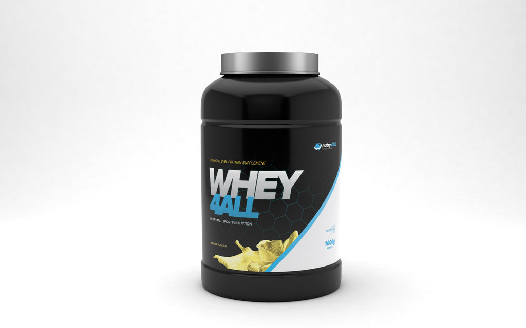 Whey 4ALL 61%, Banana