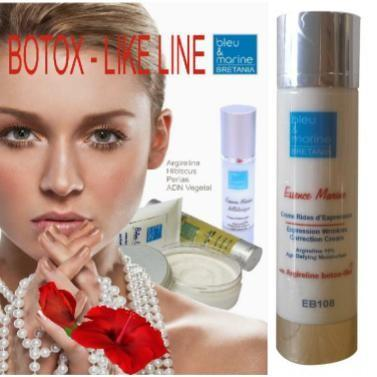 CREME ESSENCE MARINE botox like, 50 ml