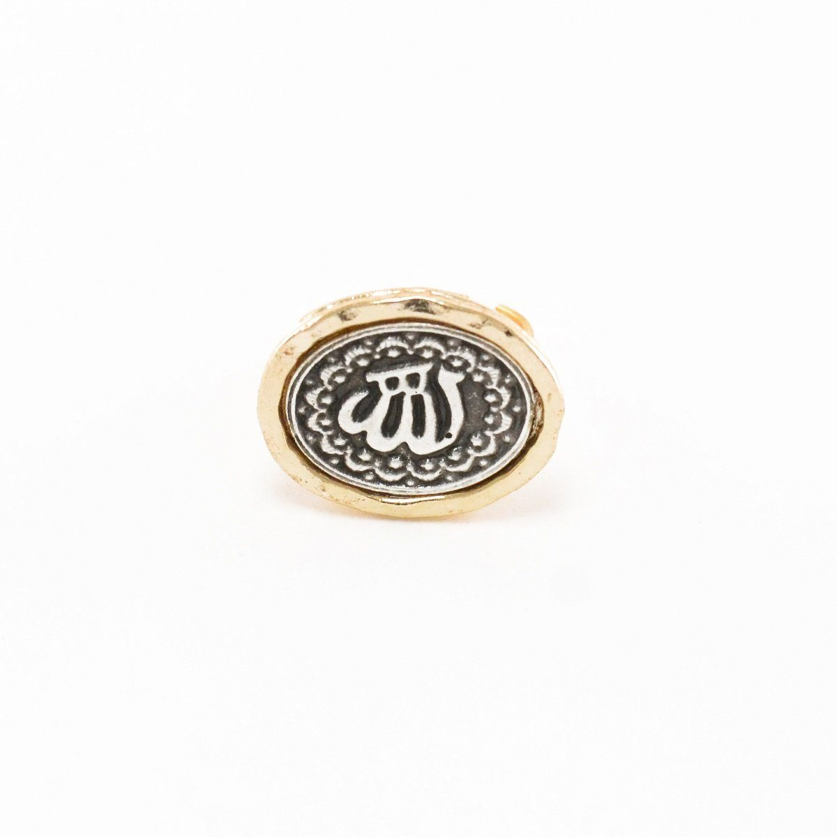 Allah Gold Plated Ring