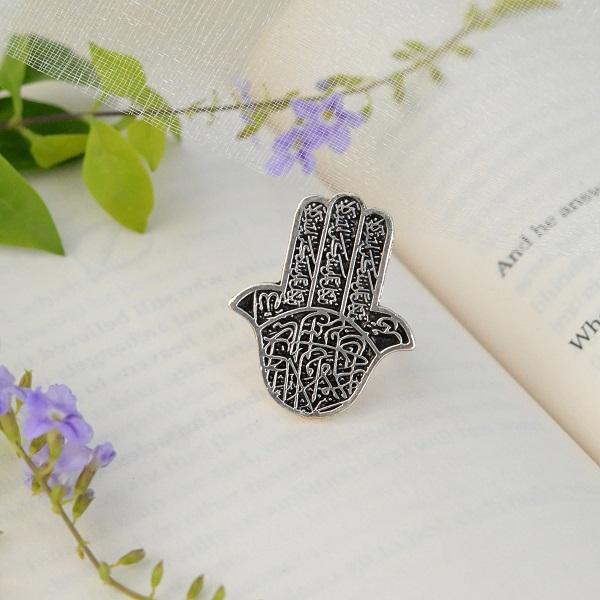 Adjustable Calligraphy Ring