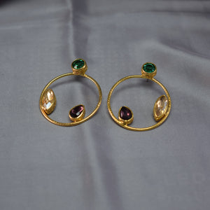 Mined Treasure Earrings