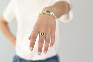 Evil Eye Colorful Set