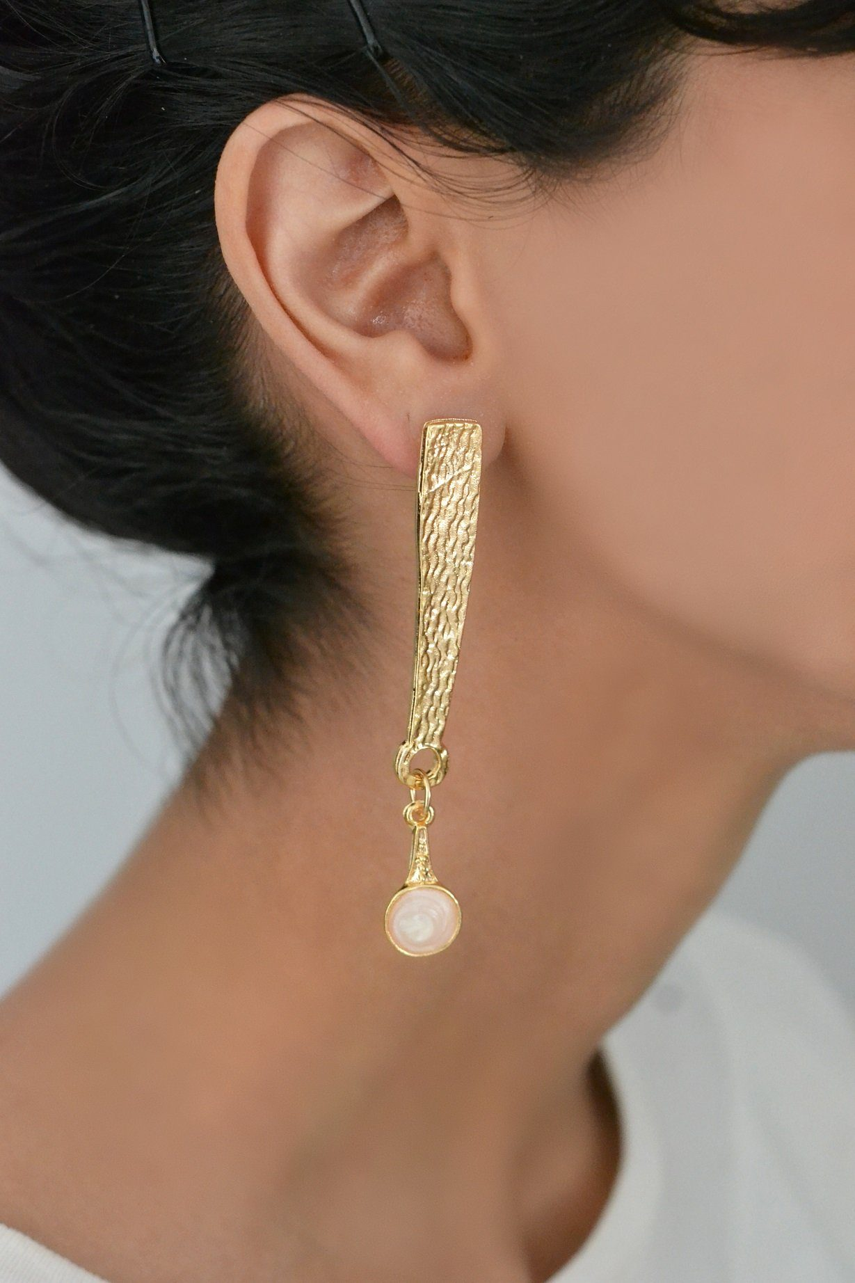 Interobang Earrings