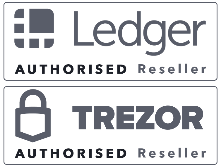 ledger and trezor authorised reseller - digiwallets