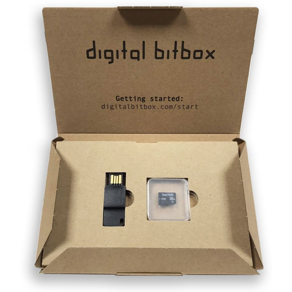 Digital Bitbox - digiwallets