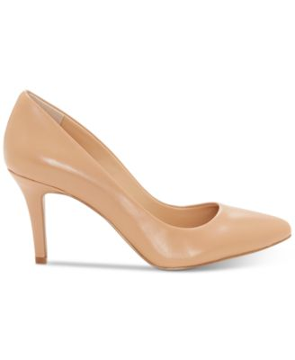 Zitah Pointed Toe Pumps - Plus Size Heels | Size 10 Heels