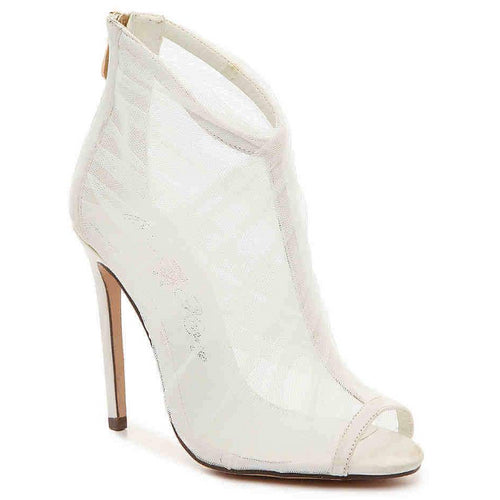 White Skylar Bootie by Penny Loves Kenny available in size 11 - 13