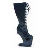 5 1/2 inch Knee High Front Lace Boots
