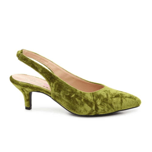 Green Dashing Pump