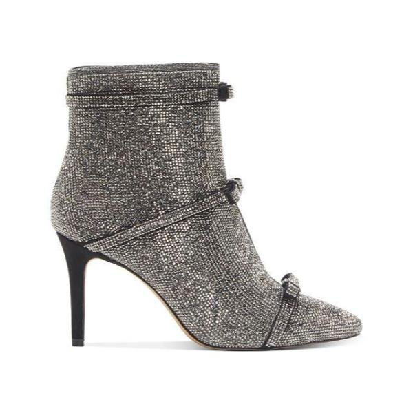 Isauria Bow Bling Booties