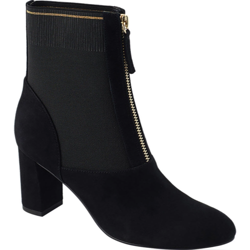 David Tate Monique Ankle Boot (Women's) - Plus Size Heels | Size 11 Heels