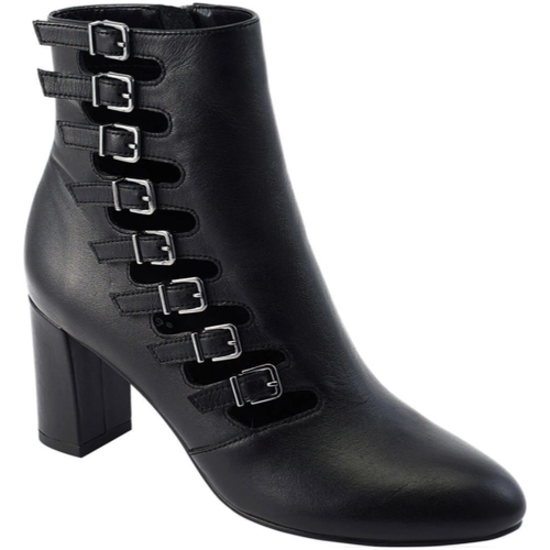 David Tate Mood Ankle Bootie (Women's) - Plus Size Heels | Size 13 Heels
