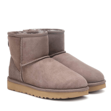 Load image into Gallery viewer, Mini Suede Winter Ugg Boots Sizes 11, 12, 13
