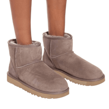 Load image into Gallery viewer, Mini Suede Winter Ugg Boots