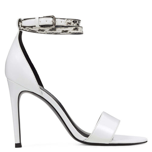 Nika Ankle Strap Sandals - Plus Size Heels | Size 12 Heels