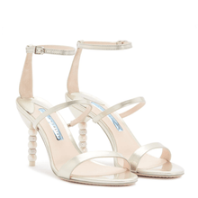 Load image into Gallery viewer, Rosalind Crystal Heels