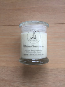 Madame Sophisticated! Candle