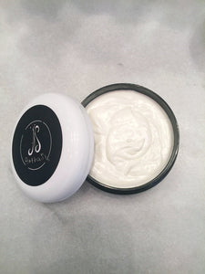 Body Butter Cream 'Unscented'
