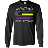 American We The People Means Everyone  Hoodies Sweatshirts