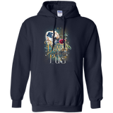 Beauty And The Beast  Shirts Beauty And The Pug  Hoodies Sweatshirts