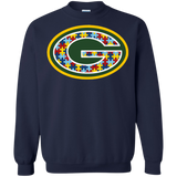 Autism Green Bay Packers Shirts  Hoodies Sweatshirts