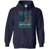 American Football I May Live In Virginia  Hoodies Sweatshirts