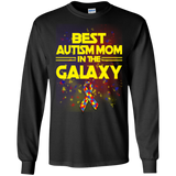 Best Autism Mom In The Galaxy Autism Mom Shirts  Hoodies Sweatshirts