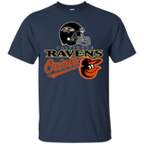 Baltimore Ravens Orioles Baltimore Ravens  Hoodies Sweatshirts