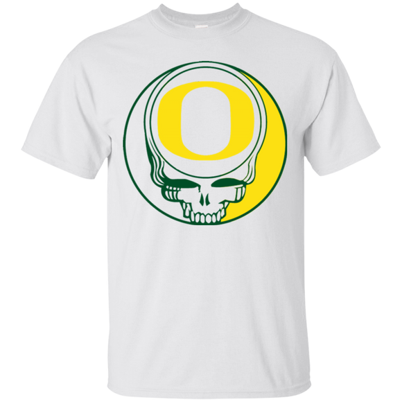 Grateful Dead Steal Your Face Oregon Ducks  Hoodies Sweatshirts