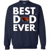 Best Dad Ever Father s Day Oregon State Beavers  Hoodies Sweatshirts